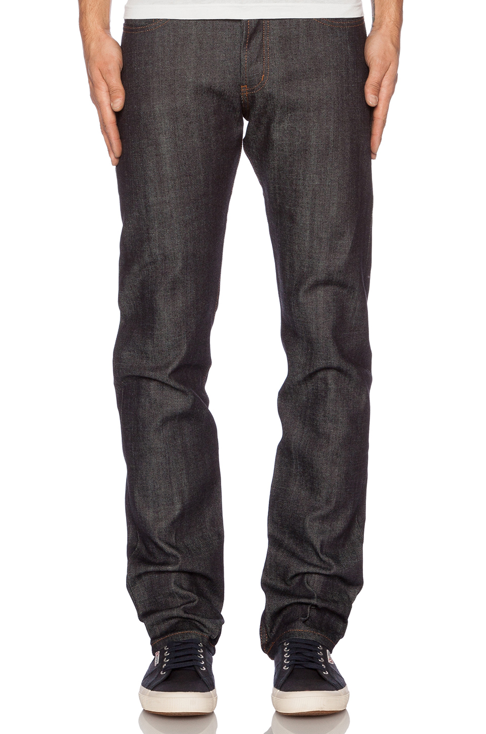 Naked & Famous Denim Weird Guy 12.5 oz Jean Pantolon